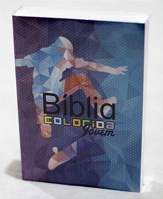 Bíblia Colorida Jovem - Esporte Radical (SBU)