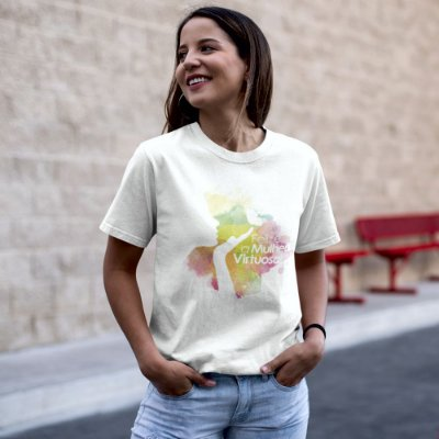 Camiseta Mulher Virtuosa