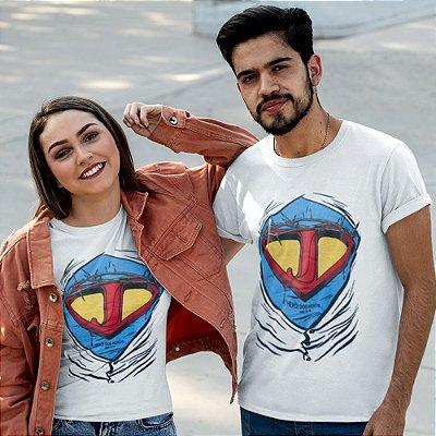 Camiseta Herói dos Heróis (Alternativa)
