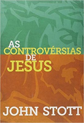 Livro - As Controvérsias de Jesus