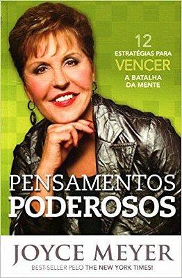 Livro - Pensamentos Poderosos - Joyce Meyer
