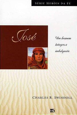 Livro - Heróis da Fé - José