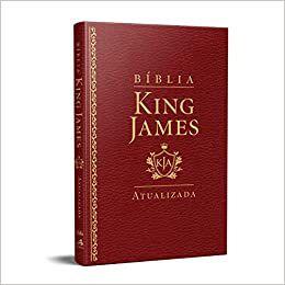 Bíblia King James Atualizada - Vinho (KJA)