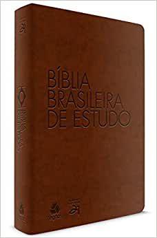 Bíblia Brasileira de Estudo - Marrom (Almeida Séc. 21)