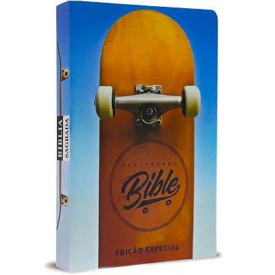 Bíblia Skateboard - Edição Especial (NVI)