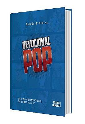 Livro - Devocional Pop (Edição Especial) - Eduardo Medeiros