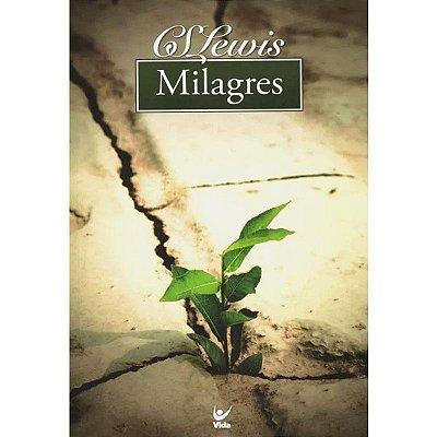 Livro - Milagres - C.S. Lewis
