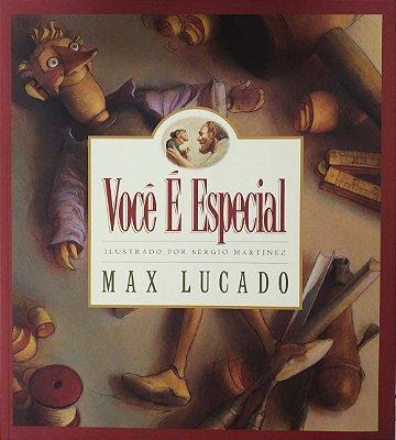 Livro - Você é Especial - Max Lucado