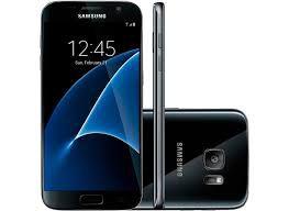 SMARTPHONE SAMSUNG GALAXY S7 32GB PRETO 4G