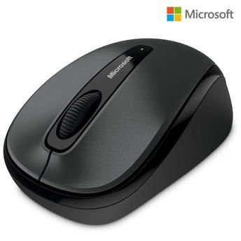 MOUSE MICROSOFT 3500 WIRELESS PRETO GMF-00380