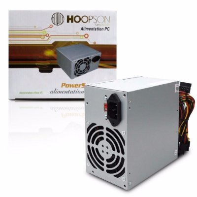 Fonte Atx 500w Nominal 24 pinos Hoopson Fnt-230w-h