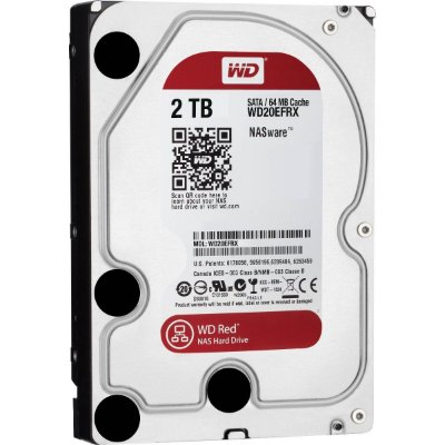 HD WD 2TB RED NAS SATA WD20EFRX