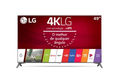 TV SMART 4K LG LED 49 49UJ7500