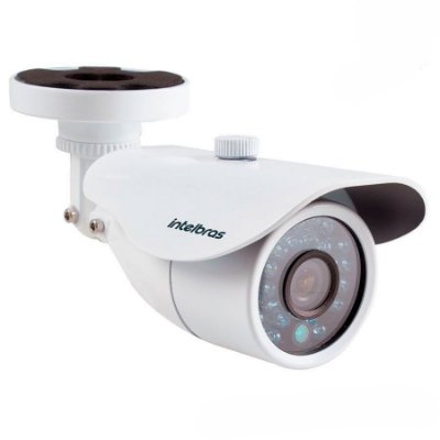 CAMERA INFRA VM 3120 IR 20M 1000 LINHAS LENTE 2.8MM G4 - INTELBRAS