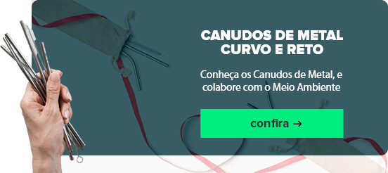 Mini Banner (Canudo).