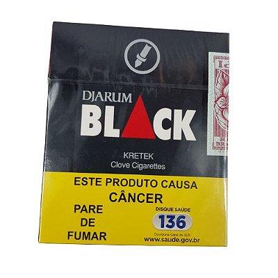 Cigarro Djarum Black  - Kretek