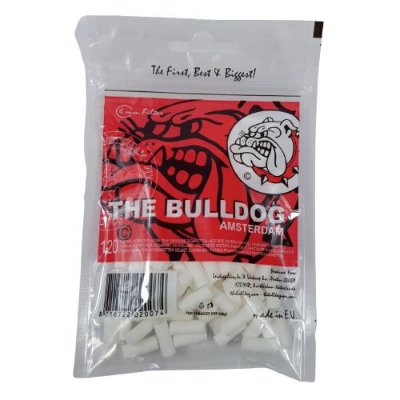 Filtro The Bulldog Amsterdam Red - 120Filtros
