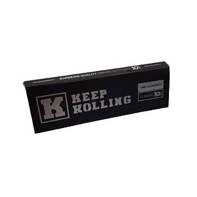 Seda Keep Rolling 76mm - 50Folhas