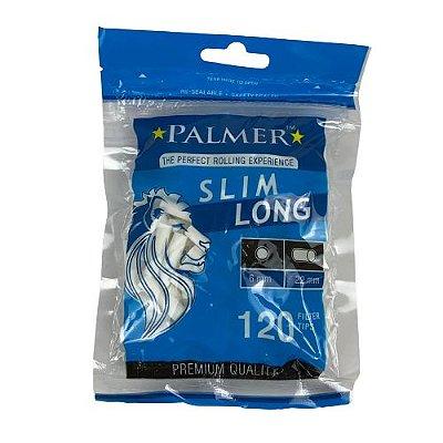 Filtro Palmer Slim Ling 6mm x 22mm - 120Filtros