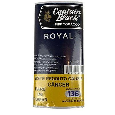 Fumo para Cachimbo Captain Black - Royal