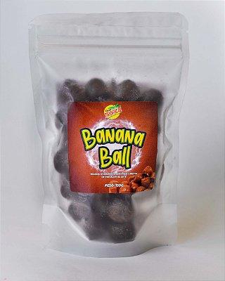 Banana Ball Ao leite 150g