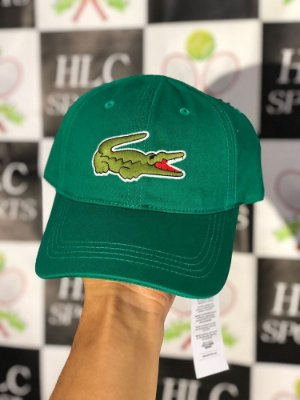 Lacoste Big croc Verde