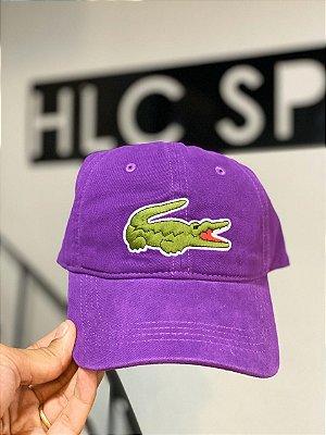 Lacoste Big croc  Roxo
