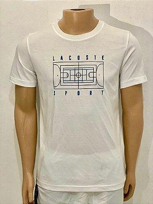 Lacoste Camiseta Quadra Tênis