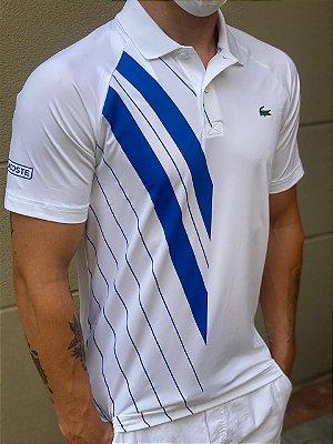 Lacoste Polo Novak Djokovic Lançamento 2021