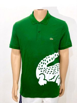 Lacoste Polo Big croc Crocodilo