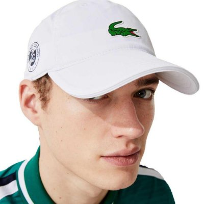 Boné Lacoste SPORT French Open Edition masculino