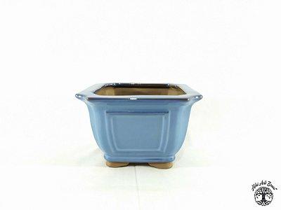 Vaso de Bonsai Semi Cascata Literato 16x16x10,5cm