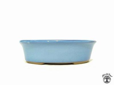 Vaso Oval Literato 29x22,3x7,5cm