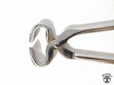 Alicate de raiz aço inoxidável (Nacional)  30mm