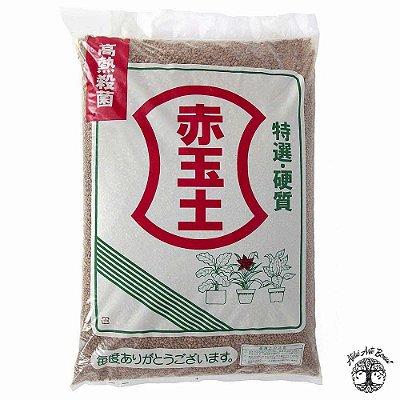 Akadama Japonesa Tam. Médio - 14 litros (6-12mm)