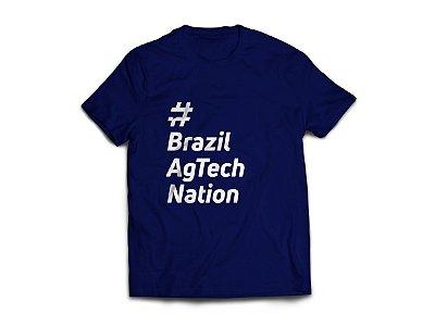 Camiseta #BrazilAgTechNation