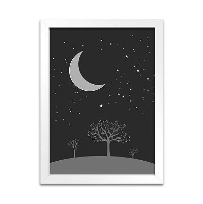 Quadro Noite Estrelada