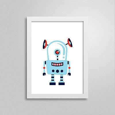 Quadro Robô Cosmotron