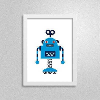 Quadro Robô Teratron