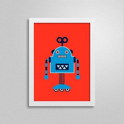 Quadro Robô D6Q6