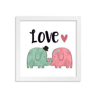 Quadro Love Fantíneos