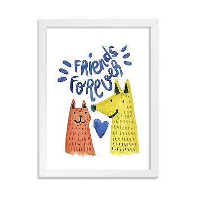 Quadro Friends Forever