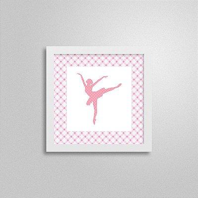 Quadro Bailarina 4