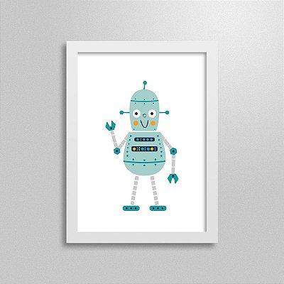 Quadro Robô Geekbot