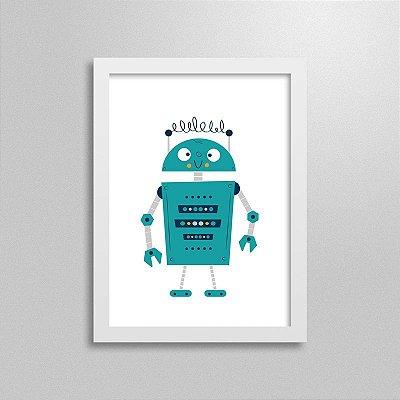 Quadro Robô Zicabot