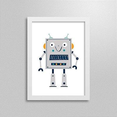 Quadro Robô Tecbot