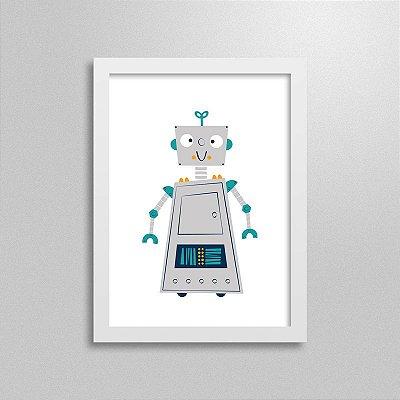 Quadro Robô Tiltbot