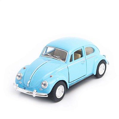 Miniatura Fusca Azul - Decoração Quarto De Menino