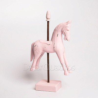Miniatura Cavalo Rosa