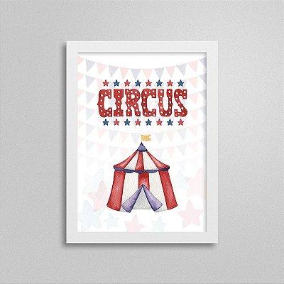 Quadrinho Circo